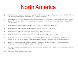 continents ppt video online download