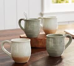 portland mug set of 4 pottery barn