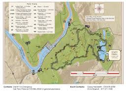 Lake Placid Florida Map by The Saratoga Skier And Hiker Moreau Lake 15k Trail Race 09 08 2013