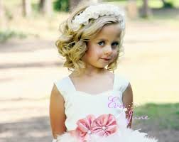 flower girl headbands flower girl headbands ivory search flower girl ideas