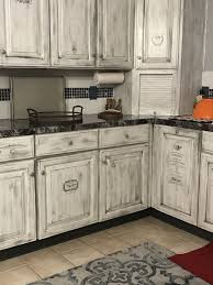 refinishing kitchen cabinets ideas rustic painted kitchen cabinet ideas page 1 line 17qq