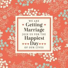 marriage greeting cards beautiful wedding greeting cards designs free vector