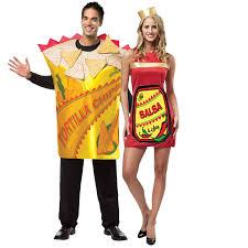 Couples Costume Chips U0026 Salsa Couples Costume Buycostumes Com