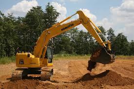 reduced zero tail swing excavators equipment spotlight