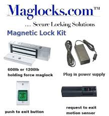 magnetic lock kit for cabinets fascinating magnetic door lock kit photos in combination south