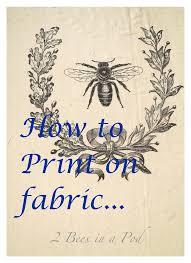 25 unique printing on fabric ideas on pinterest fabric diy