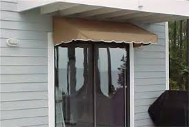 Building An Awning Over A Door Window Awning Or Door Canopy 6 U0027 Wide In Sunbrella Awning Canvas