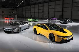 Bmw I8 Yellow - bmw ponders introducing an i8 version with enhanced performance