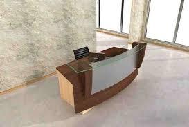Modern Reception Desk For Sale Torus Modern Reception Desk On Sale Now For Half Price