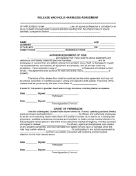 accident injury report form template 40 hold harmless agreement templates free template lab hold harmless agreement template 16