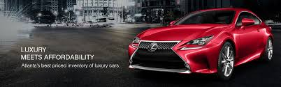 lexus new car inventory florida alm mall of georgia