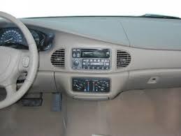 1997 buick century headunit audio radio wiring install diagram