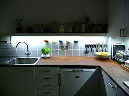 full size of led kitchen cabinet lighting reviews interior under above ideas how to install cool