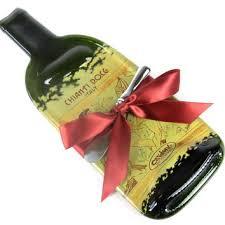 wine bottle cheese plate vintage pepsi bottle spoon rest kiln from mitchellglassworks on