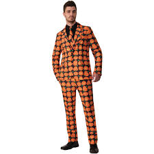 pumpkin costume halloween pumpkin suit halloween costume walmart com