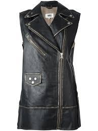biker jacket women mm6 maison margiela women clothing biker jackets new york store