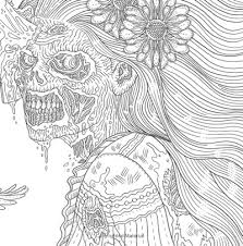 halloween coloring books adults cleverpedia