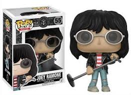 what pop stars pop and rock stars has died this year funko pop rocks joey ramone vinyl figure the ramones rock star