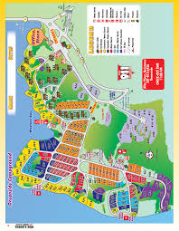 National Harbor Map Bar Harbor Maine Campground Bar Harbor Oceanside Koa