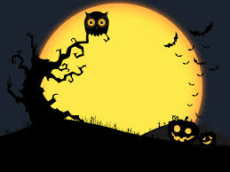 owl bats pumpkin vector halloween wallpaper 4978 wallpaper themes