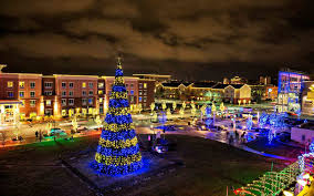 christmas trees and lights the best christmas trees in the united states travel leisure
