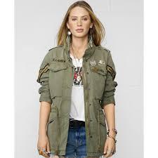 Denim And Supply Jacket Denim U0026 Supply Ralph Lauren Military Anorak Field Jacket In Green