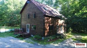 Log Home For Sale Log Home For Sale In New Gloucester Maine 612 Lewiston Road