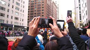 dreamers stage protest during macy s thanksgiving day parade kneb