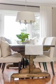 simple modern farmhouse dining room updates a burst of beautiful