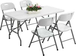 small folding table and chairs great pairs of folding table and