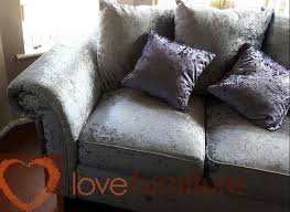 Belfast Sofas Sofas Cashmere Scatter Back 3 And 2 Seater Sofas New Boxed Free