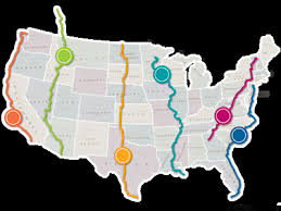 map your usa road trip road trip usa cross country adventures in america