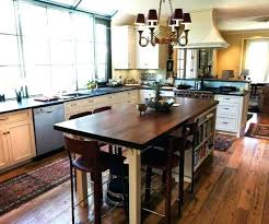 kitchen island with seating for 6 kitchen island table kitchen island with table extension for space