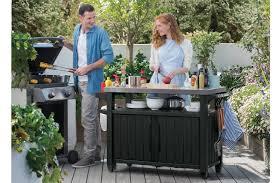 unity xl tutorial keter indoor outdoor grill prep table outdoor designs
