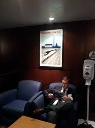 the crescent train by amtrak railway stays nyc penn station acela lounge
