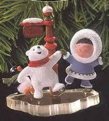 1990 frosty friends frosty miniature hallmark frosty friends