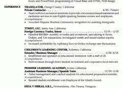 exle of an excellent resume exles of objectives for resume jmckell