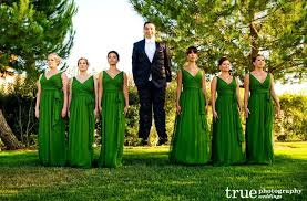 green bridesmaid dresses bridesmaids dresses by color style and trend dress photos