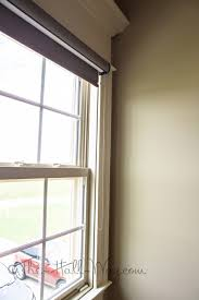 Blinds For Basement Windows by Almost Home The Hall Way