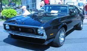 Mustang Mach One File U002771 Ford Mustang Mach 1 Auto Classique Pointe Claire U002711