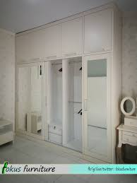 lemari pakaian sliding susun di citra indah cileungsi furniture