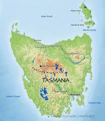 Free World Maps by Tasmania Maps
