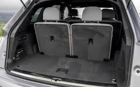 how many seater is audi q7 audi q7 review