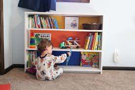 Toddler Bookcase Montessori Toddler Bedroom
