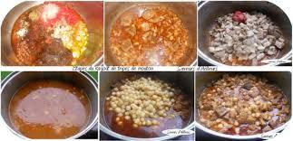 cuisiner des tripes tripes de mouton en sauce douwara recette traditionnelle