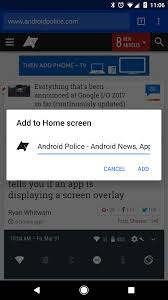 chrome now uses android o u0027s adaptive icons for home screen shortcuts