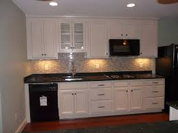 in law suite basement kitchen traditional kitchen