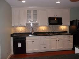 inlaw suite in suite basement kitchen traditional kitchen