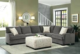 couch and ottoman set u shaped couch with ottoman fantastic sectional sofa and ottoman set