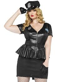 policewoman plus size costume maskworld com